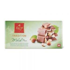 Tradition Chocolat Lait Noisette M-Frey