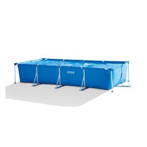 Kit piscinette tubulaire 4,50 x 2,20 x 0,84 m