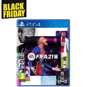 Jeu PS4 Fifa 21