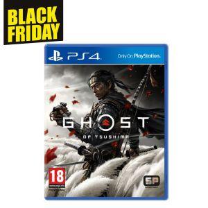 Jeu PS4 Ghost Of Tsushima
