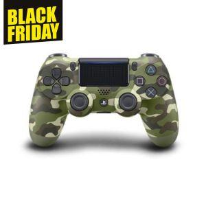 Manette Dualshock 4 Green Camo V2