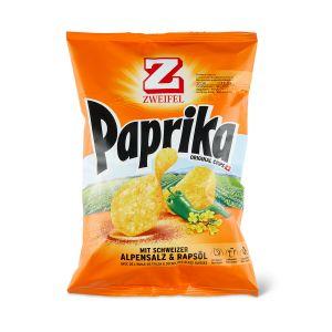 Chips Paprika Zweifel 175 g
