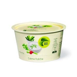 Crème Fraîche Nature Bio