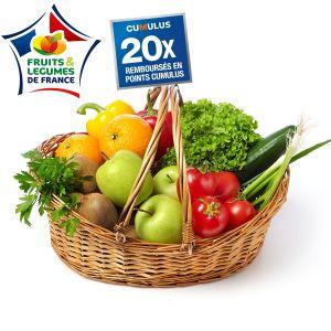 Le 100% France - Fruits & Légumes - 8 kg