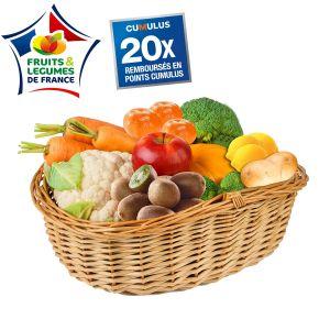 Le 100% France - Fruits & Légumes - 5 kg