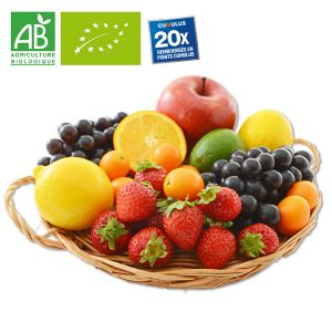 Le Fruits Bio - 4 kg