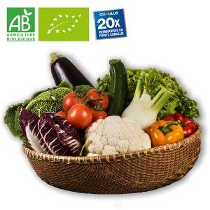 Le Légumes Bio - 4 kg