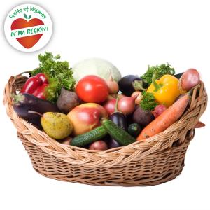 Le 100% Régional - Fruits & Légumes - 5 kg