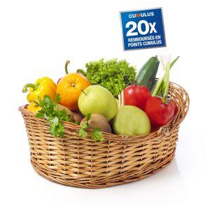 """Le petit """"fruits et légumes"""" - 2,5 kg"""