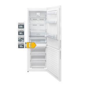 Réfrigérateur combiné DOMEOS 324 litres - ref. CO324VE20